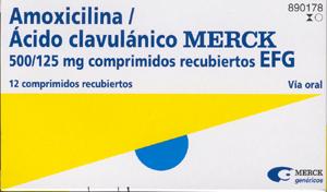 AMOXICILINA EN VADEMECUM