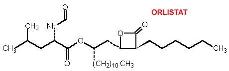 Orlistat est&#225; contraindicado durante la lactancia ya que se desconoce si pasa a<br /> la leche  orales, nifedipino GTS, nifedipino de lenta liberaci&#243;n ni alcohol.