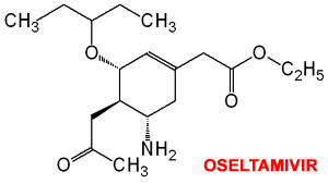 Oseltamivir; GS 4071