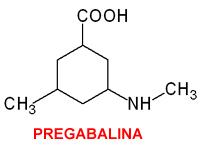 pregabalina efectos secundarios